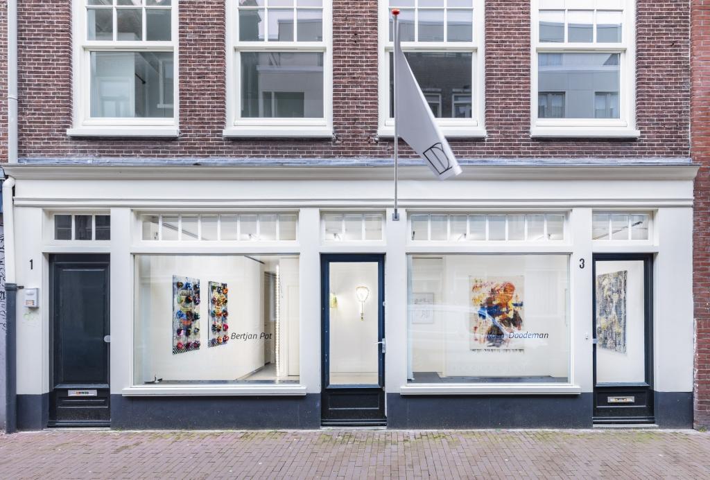 nieuwe galerieruimte
