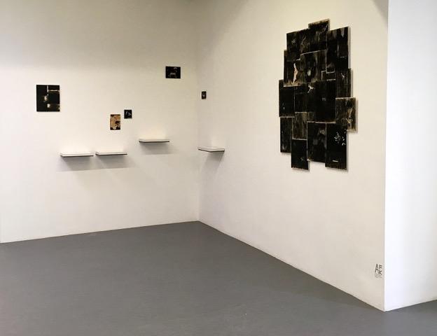 Guy Vording in Kunstgemaal
