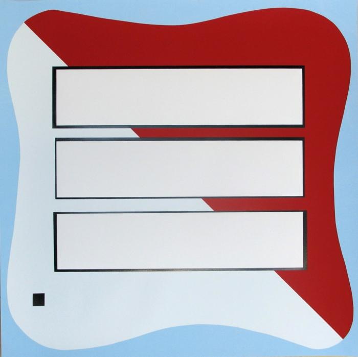 zt (rood/blauw) (2005)