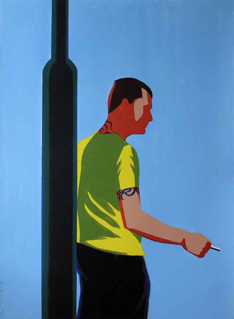 Z.T. (rokende man) (2006)