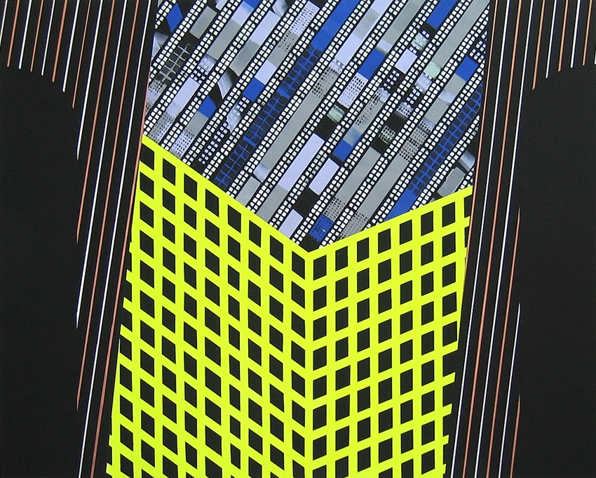 Architectonische constructie V (2008)