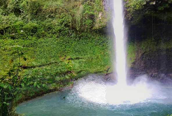Amazing Waterfall 8 (2013)