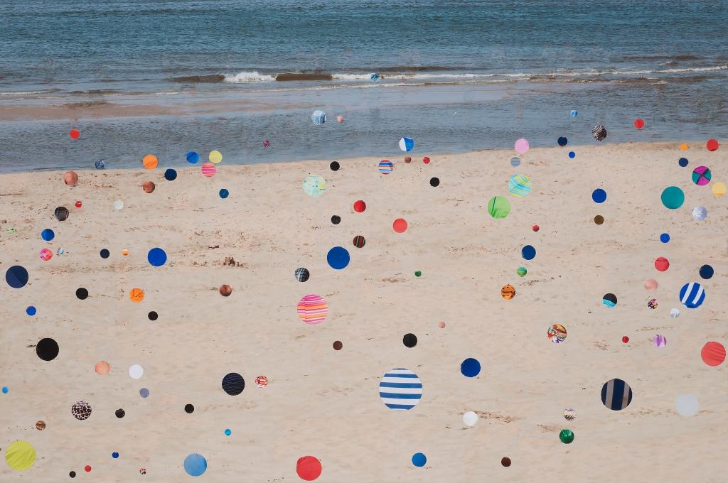Paradise beach #1 (2017)