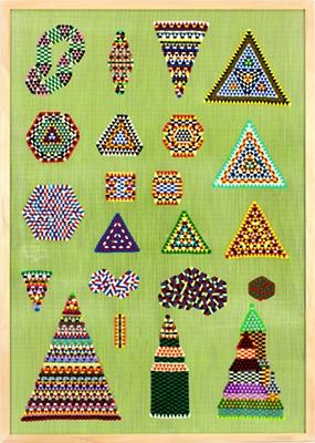 Melting beads (2017)