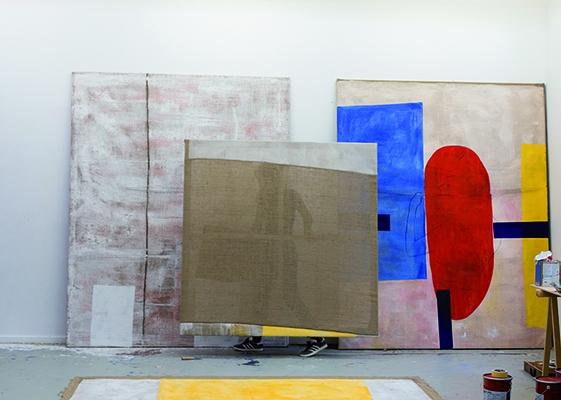 studio Rijksacademie Marije Gertenbach  (2016)