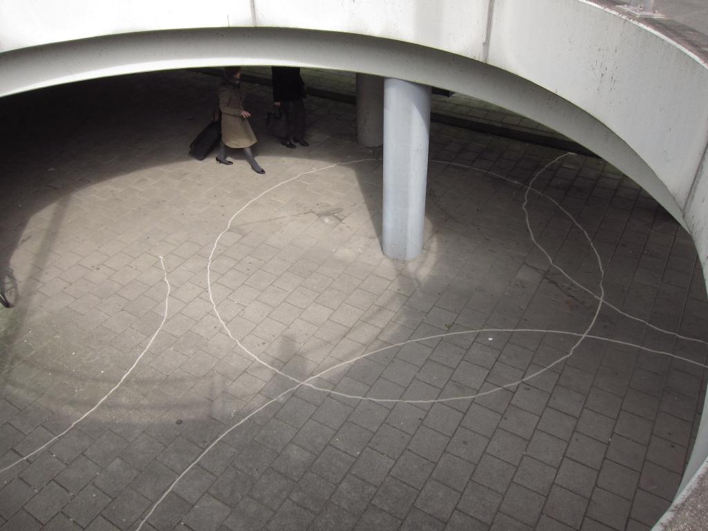 Sandmapping Zuidplein Amsterdam (editie 5) (2012)