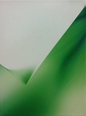 Untitled (green) (2017)