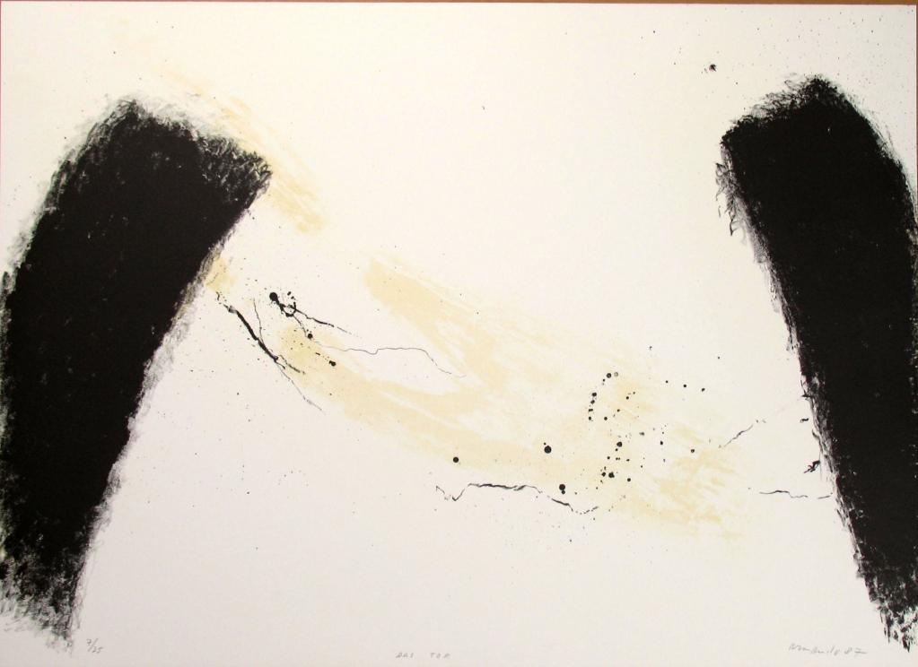 das Tor (twee kleuren druk) (1987)