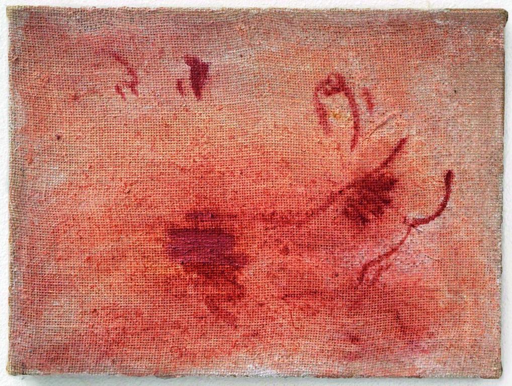 Eenzijdig of gedeeltelijk tweezijdig (particuliere collectie) (2019)