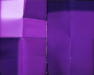 Untitled (purple) (2011)