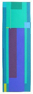 Kleurzuil (Blauw)