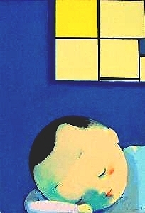 Dreaming Boy