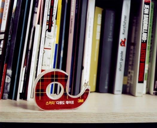 A Tape Case-snail