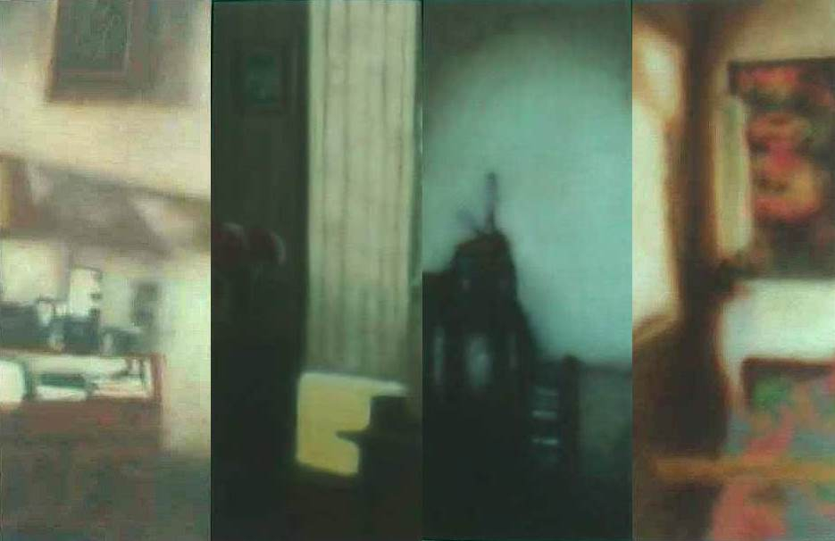 El Ojo sin Escondite I, II, III, IV (vierluik)