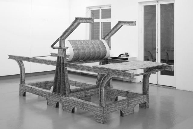 Maze de Boer | PAPER WEIGHT