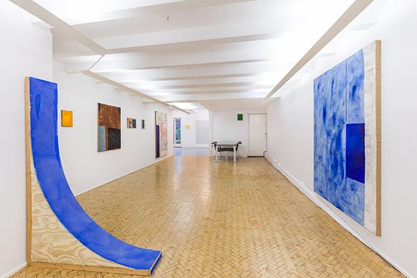 Estafette Tentoonstelling Colour - Pattern - System - Dimension Marije Gertenbach & Tanya Long