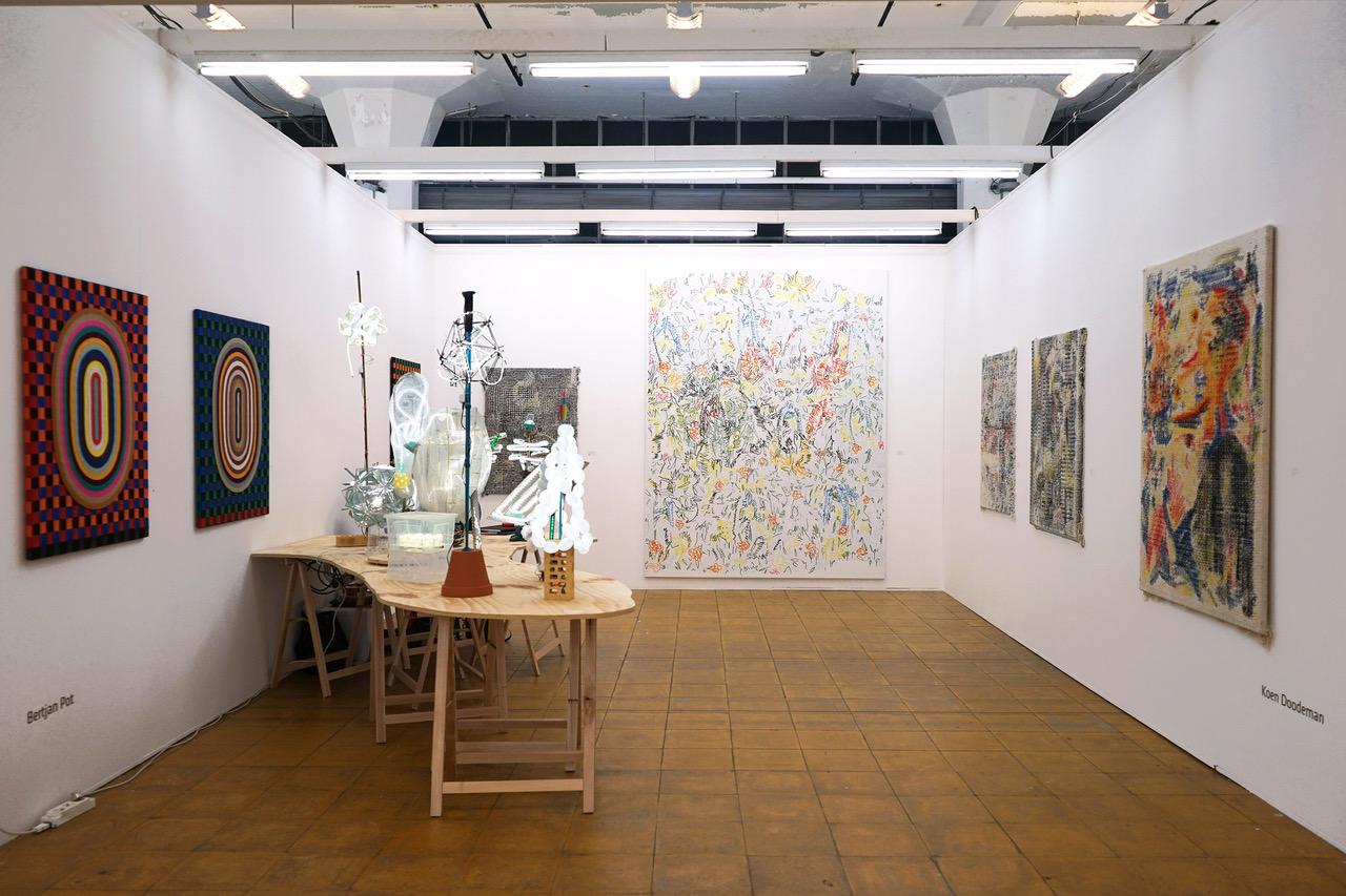 Art Rotterdam. Koen Doodeman & Bertjan Pot
