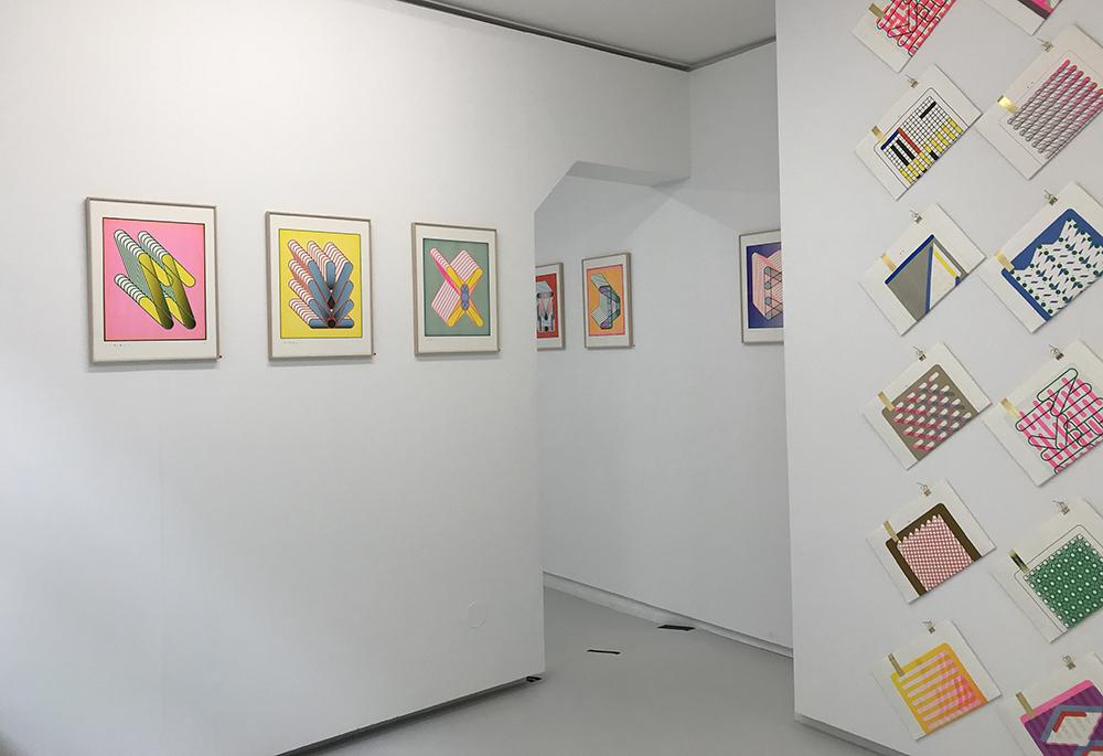 Sigrid Calon | Riso Paper Textile