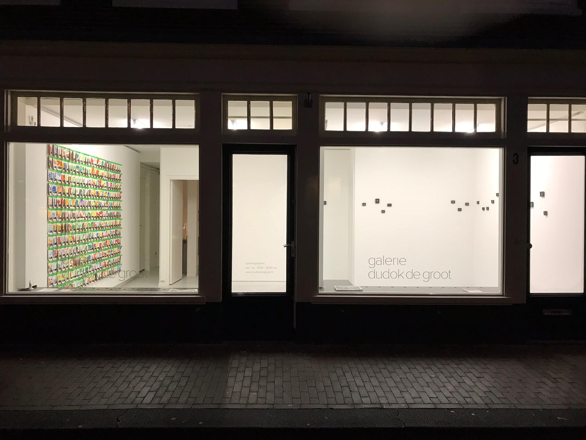 nieuwe galerieruimte: tweede laurierdwarsstraat 1-3